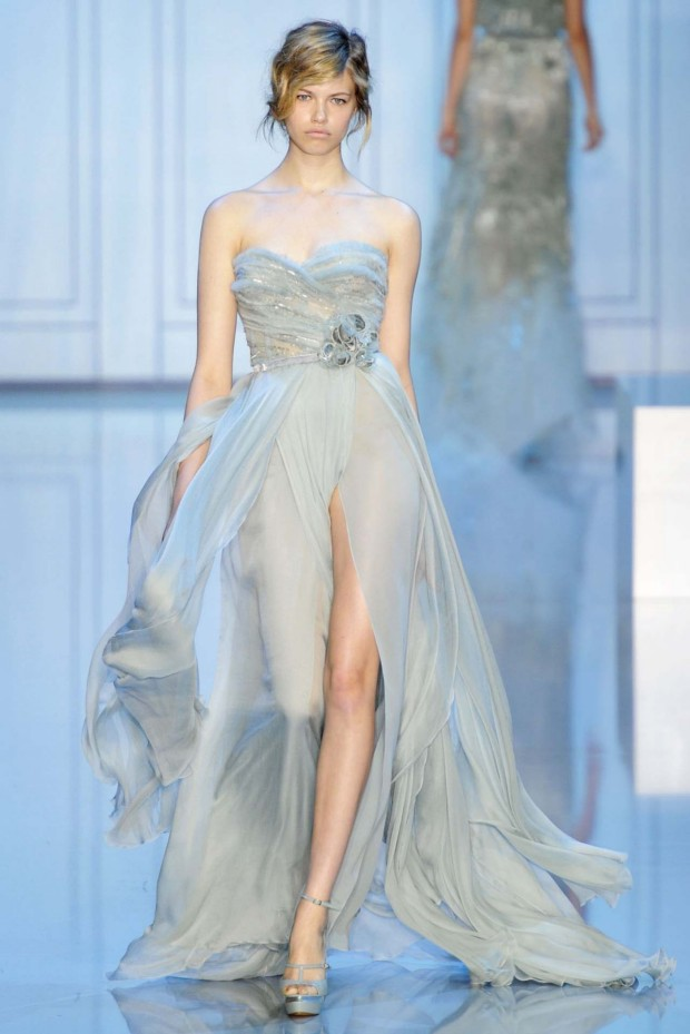 Elie Saab Haute Couture A/W 2011 - 2012 (3)