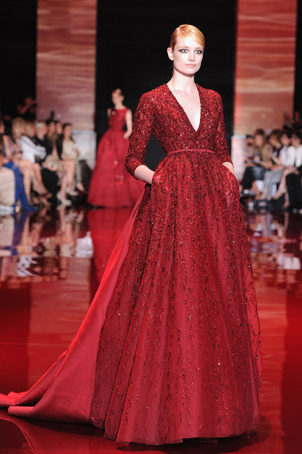 Elie saab ting hun dresses red philippines wedding blog for Haute couture wikipedia